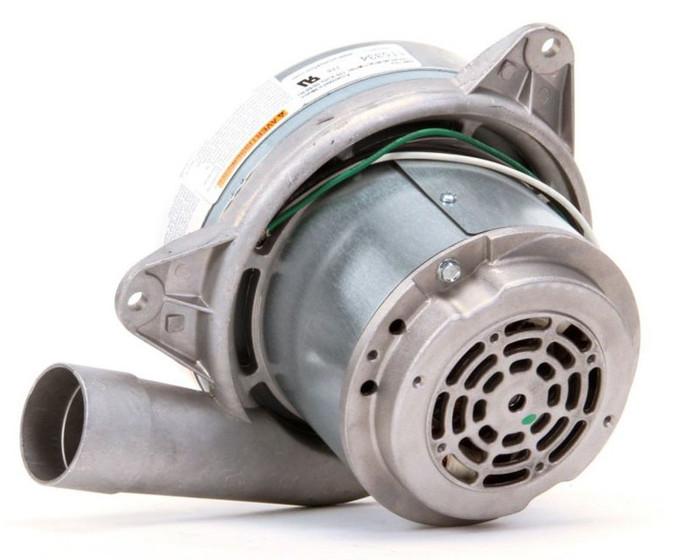 Ametek lamb vacuum blower motor 120 volts 115334 for Lamb electric blower motors