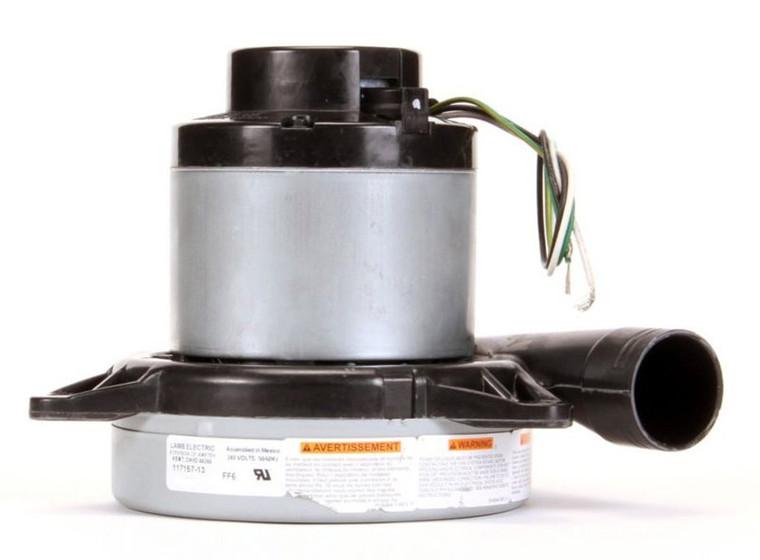 Ametek Lamb Vacuum Blower Motor 240 Volts 117157 13