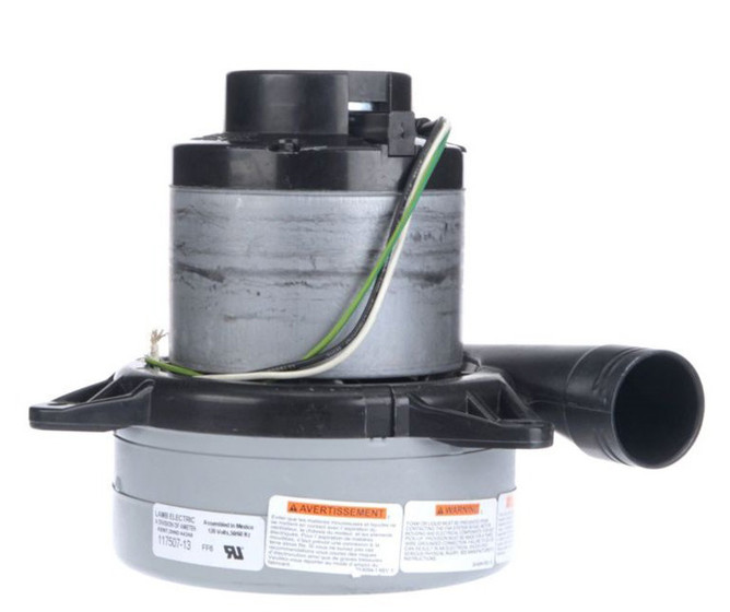 Ametek Lamb Vacuum Blower Motor 120 Volts 117507 13