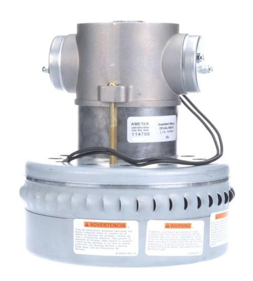 Ametek Lamb Vacuum Blower Motor 240 Volts 114788