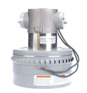 Ametek Lamb Vacuum Blower / Motor 42 Volts DC 115419 (Advance 56454335, Tennant 46690A)