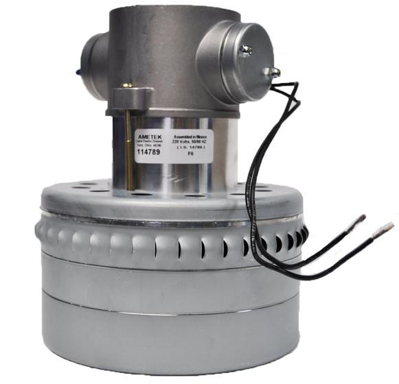 Ametek lamb vacuum blower motor 240 volts 114789 for Lamb electric blower motors