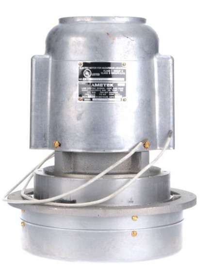 Ametek lamb vacuum blower motor 120 volts hazardous for Lamb electric blower motors