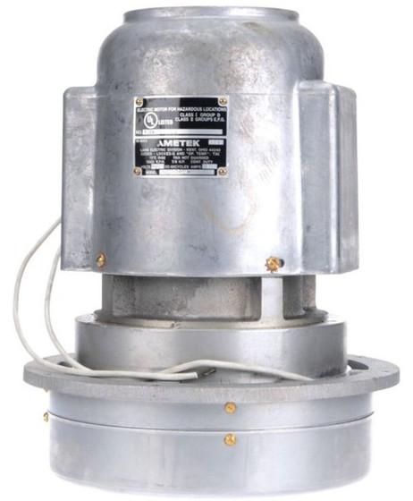 Ametek lamb vacuum blower motor 230 volts hazardous for Lamb electric blower motors