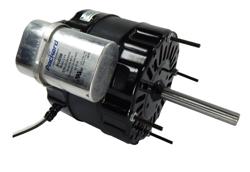 unit heater motor a0820b2843 1 4 hp 1075 rpm 4 7 amps 120v