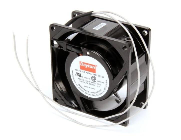 12 Axial Fan : Dayton axial fan volts ac watts cfm model wt