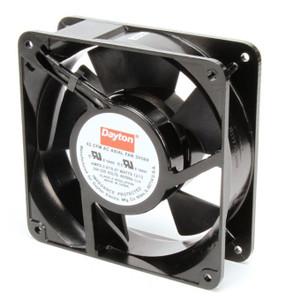 Dayton Axial Fan 230 Volts AC; 10.5 Watts; 62 CFM; Model 3VU64