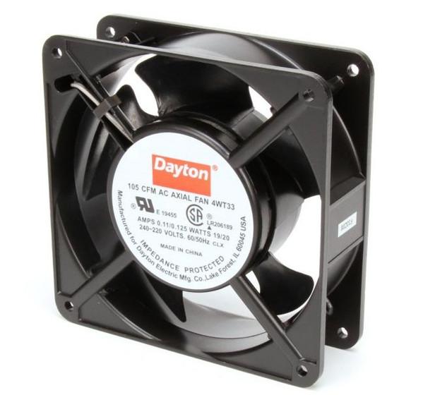 Dayton Axial Fans : Dayton axial fan volts ac watts cfm model wt
