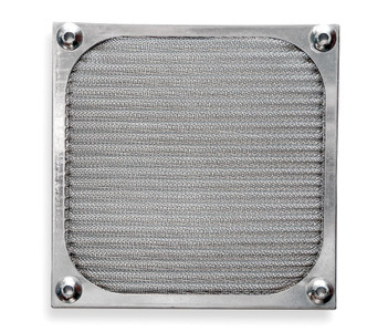 AC Axial Aluminum Fan Guard for Dayton Axial Fan Model 4YD78