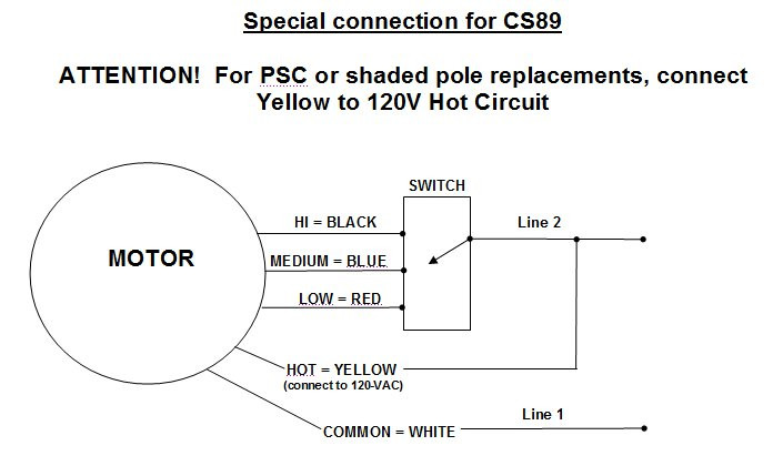 CS89_wiring__10498.1435070903.1280.1280?c=2 century brushless hvac dc motor, 1 10hp 120 volt 3 speed ecm motor shaded pole motor wiring diagram at bayanpartner.co