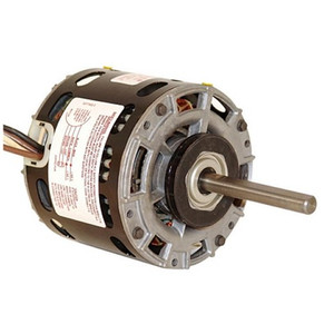 Fedders Replacement Motor 1/4 hp, 1100 RPM, 1-Speed, 208-230V Century # 515