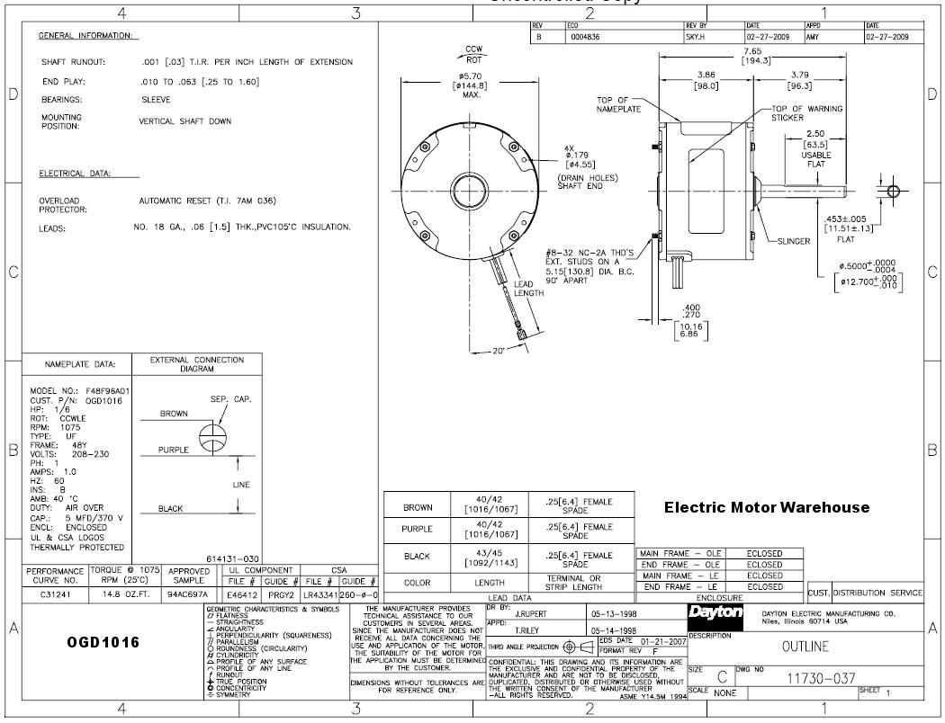 OGD1016_dim__98643.1441666756.1280.1280?c=2 goodman janitrol condenser motor 1 6 hp 1075 rpm 208 230v century  at readyjetset.co