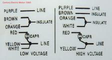 C663_wiring_copy__00108.1487337099.224.300?c=2 liebert condenser motor 3 4 hp 1100 rpm 208 230 460v century c663  at aneh.co