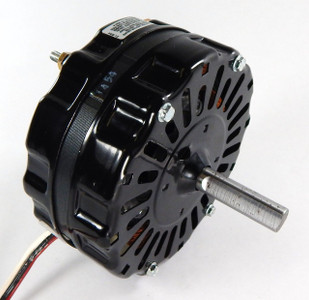 "1/30 hp 1050 RPM 2-Speed CCW 5"" Dia. (Wall Furnace Motor) 115 Volts # P4086"