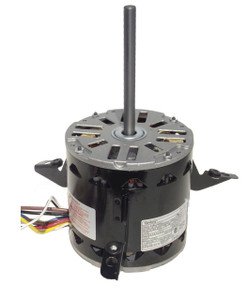 1/2 hp 1075 RPM, 4 Speed Direct Drive Furnace Motor 115V Century # 754A