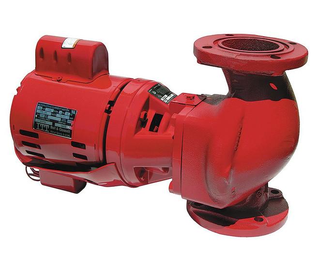 Bell gossett circulating pump model hd3 1 3 hp 115 volts for Bell gossett motors