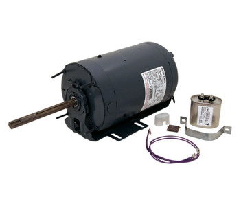 Condenser Fan Motor Single Phase - Resilient Base 1.5 hp 1075 RPM 208-230/460V Century FB1156TE