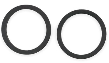 Bell & Gossett Pump Flange Gasket for Series 100, 100 BNFI, PR, PR AB Pumps # 118368