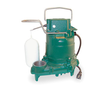 ZOELLER Sump Pump 3/10 hp 115 Volts Model # M53