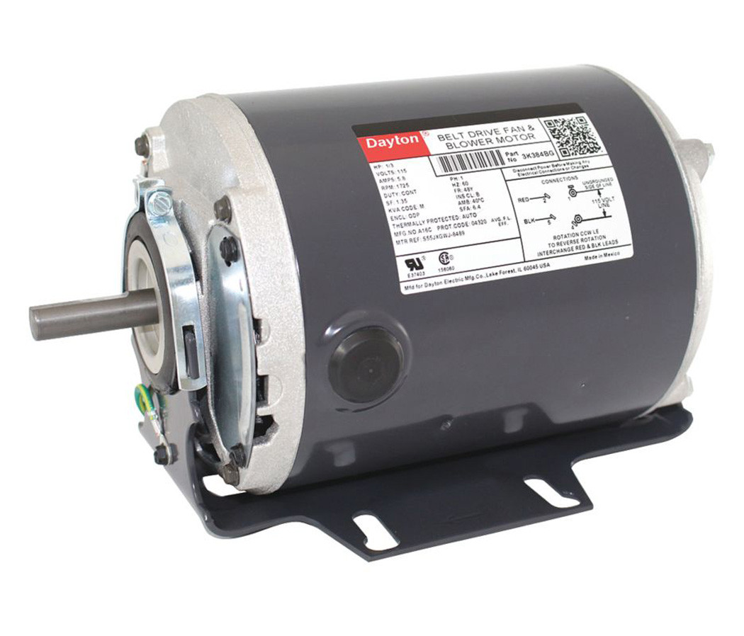 3K384__61571.1463254093.1280.1280?c=2 1 3 hp 1725 rpm 115v whole house fan motor dayton 3k384  at reclaimingppi.co