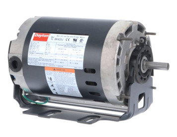 1/4 hp 1725 RPM 2-speed 115V Whole House Fan Motor Dayton 6K425