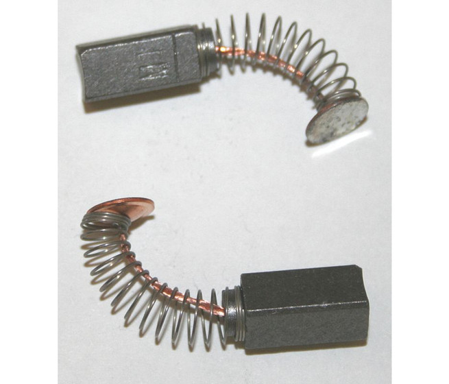 Bison p158 200 2615 replacement brush set for Grounding brushes electric motors