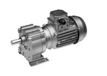 Bison Model 017-246-0005 Gear Motor 1/4 hp 336 RPM 230/460V