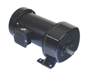 Bison Model 011-483-4041 Gear Motor 1/4 hp 40 RPM 90VDC