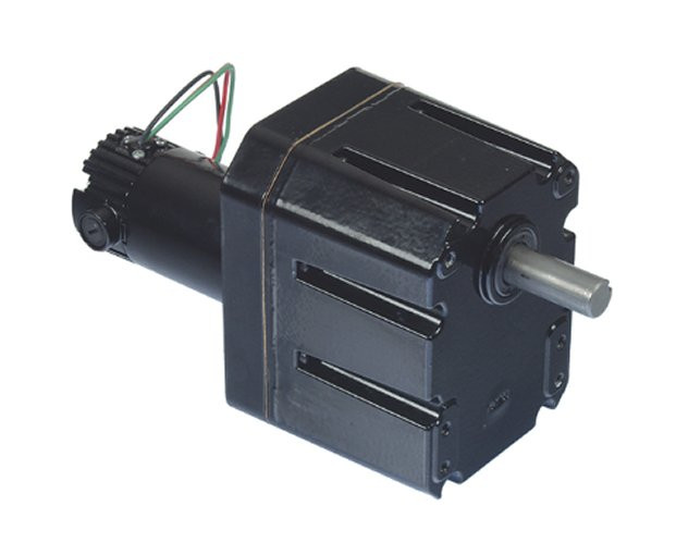 Bison Model 011 656 0276 Gear Motor 1 6 Hp 6 5 Rpm 90vdc