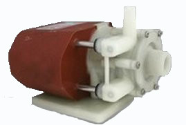 "March Pump LC-2CP-MD-230V; 3/8"" FPT Inlet/ 1/4"" MPT Outlet"