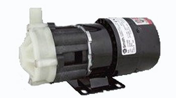 "March Pump BC-3CP-MD-115V; 3/4"" FPT Inlet/ 1/2"" MPT Outlet"