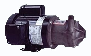 "March Pump TE-6K-MD; 1"" FPT Inlet/ 3/4"" MPT Outlet; 115/230V"