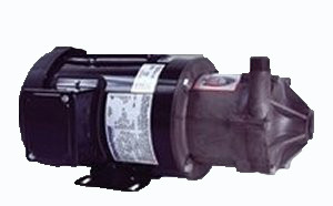"March Pump TE-6T-MK-3PH; 1"" FPT Inlet/ 3/4"" MPT Outlet; 230/460V"