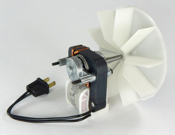 Century C-Frame Vent Fan Motor .89 amps 3000 RPM 120V # C01550 (CCW rotation)