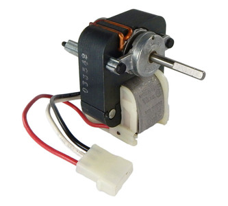 Century C-Frame Vent Fan Motor 1.15 amps 3000 RPM 2-Speed 120V # C01551 (CW rotation)