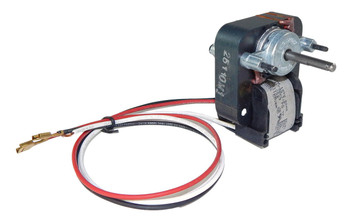 Century C-Frame Vent Fan Motor 1.04 amps 2850 RPM 2-Speed 120V # BR052000 (CCW rotation)