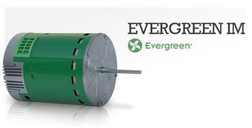 Brushless Direct Drive Blower Motor, ECM, 1 HP 115/230V Genteq 6010