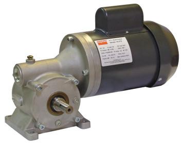 Dayton Gear Motor 1/3 hp 30 RPM 115/208-230 Volt 60 HZ # 4CVT9