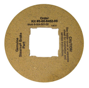 Stearns Brake Friction Disc (8-004-501-00) Replacement # 5-66-8452-00