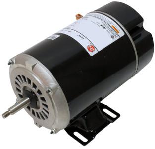 1.5 hp 3450/1725 RPM 48Y Frame 115V 2-Speed Pool & Spa Electric Motor US Electric Motor # EZBN50