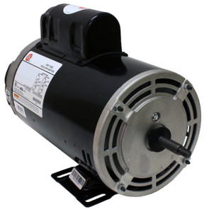 4 hp 3450/1725 RPM 56Y Frame 230V 2-Speed Pool & Spa Electric Motor US Electric Motor # TT506