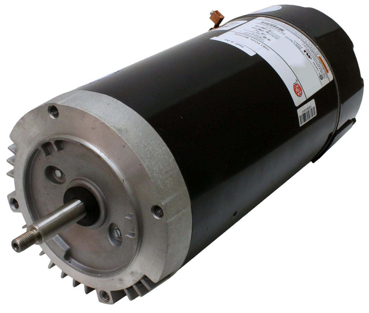 hp rpm j frame v switchless swimming pool pump pool pump motor us electric motor asb809 image 1
