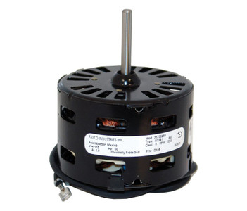 "1/40 hp 1500 RPM CCW 3.3"" Diameter 115 Volts Fasco # D106"