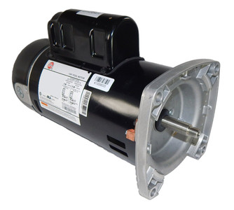 2 hp 3450 RPM 48Y Frame Square Flange 230V Pool Motor US Electric Motor # ESQ1202