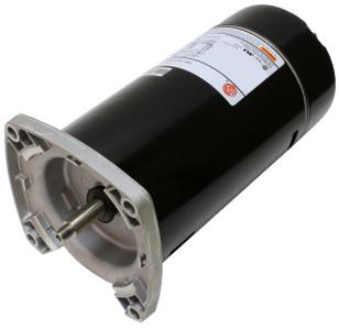 3/4 hp 3450 RPM 48Y Frame 208-230/460V Square Flange Pool Motor US Electric Motor # EH492