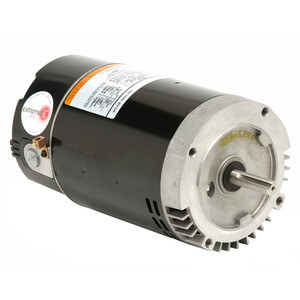 1 hp 3450 RPM 56C Frame 115/230V Swimming Pool - Jet Pump Motor US Electric Motor # EB122