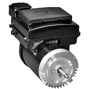 EcoTech EZ Variable Speed Swimming Pool Pump Replacement Motor - 56J Frame 1/2-1.5 HP # EVSJ15-NS