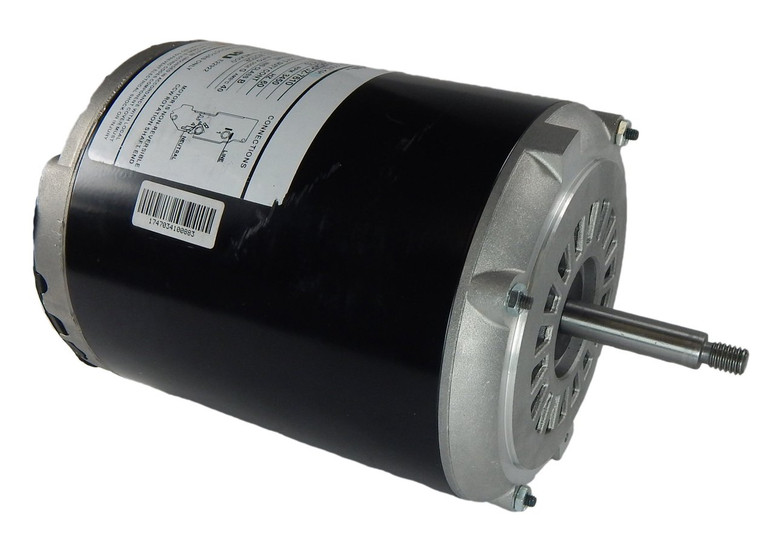 1 hp 3450 rpm 48y 115v doughboy pool pump motor us for Pool pump and motor