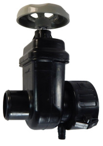 "1.5"" Gate Valve for Waterway Above Ground Swimming Pool Pump"