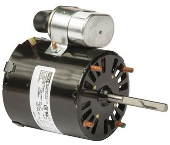 """1/20 hp 1550 RPM CW 3.3"""" Dia 115-230V (Westinghouse, Witt) Fasco # D1102"""